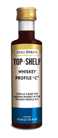 "Still Spirits Whiskey Profile ""C"""