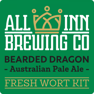 Bearded Dragon - Australian Pale Ale Fresh Wort Kit
