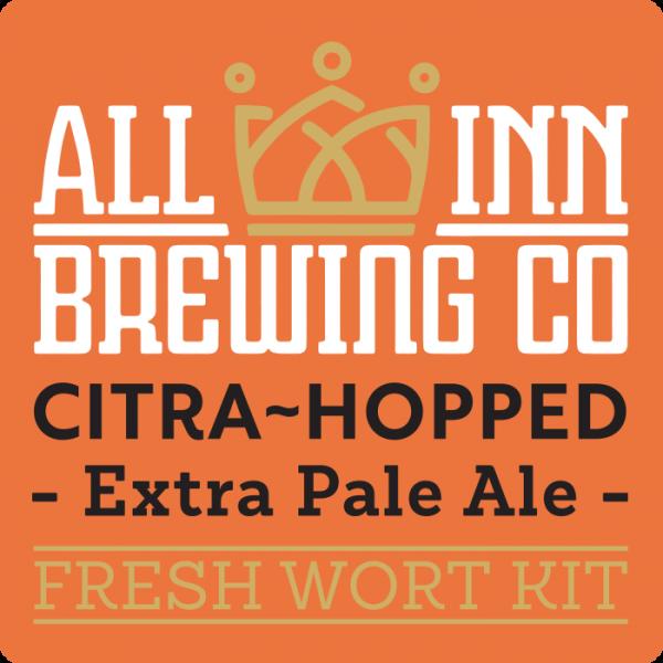 Single Hop Citra - Pale Ale Fresh Wort Kit