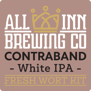 Contraband - White IPA  Fresh Wort Kit