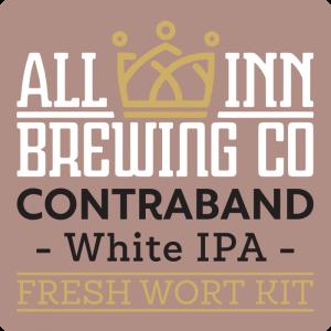Contraband - White IPA  Fresh Wort Kit