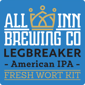 Legbreaker - Amerian IPA Fresh Wort Kit