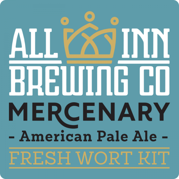 Mercenary - APA Fresh Wort Kit