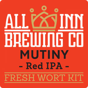 Mutiny - Red IPA Fresh Wort Kit
