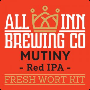 Mutiny - Red IPA Fresh Wort Kit