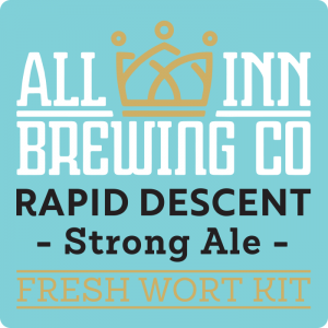 Rapid Descent - Strong Ale Fresh Wort Kit