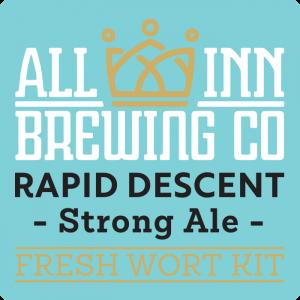 Rapid Descent - Strong Ale Fresh Wort Kit