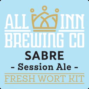 Saber - Session Ale Fresh Wort Kit