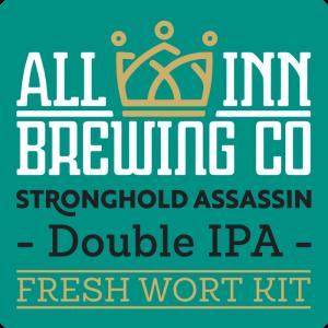 Stronghold Assassin Double IPA  Fresh Wort Kit