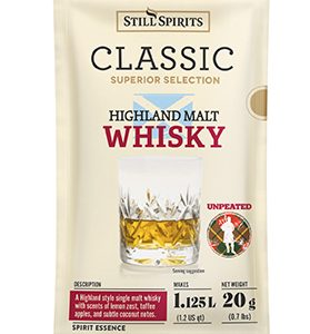 Highland Malt Whiskey