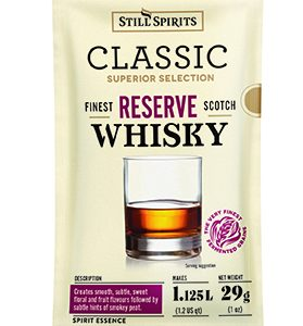 Still Spirits Classic Finest Reserve Scotch Whiskey