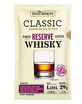 Still Spirits Classic Finest Reserve Scotch Whiskey