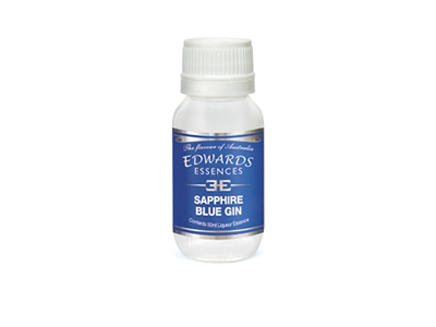 Edwards Essences Sapphire Blue Gin (50 mL)