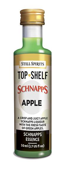 Top Shelf Apple Schnapps