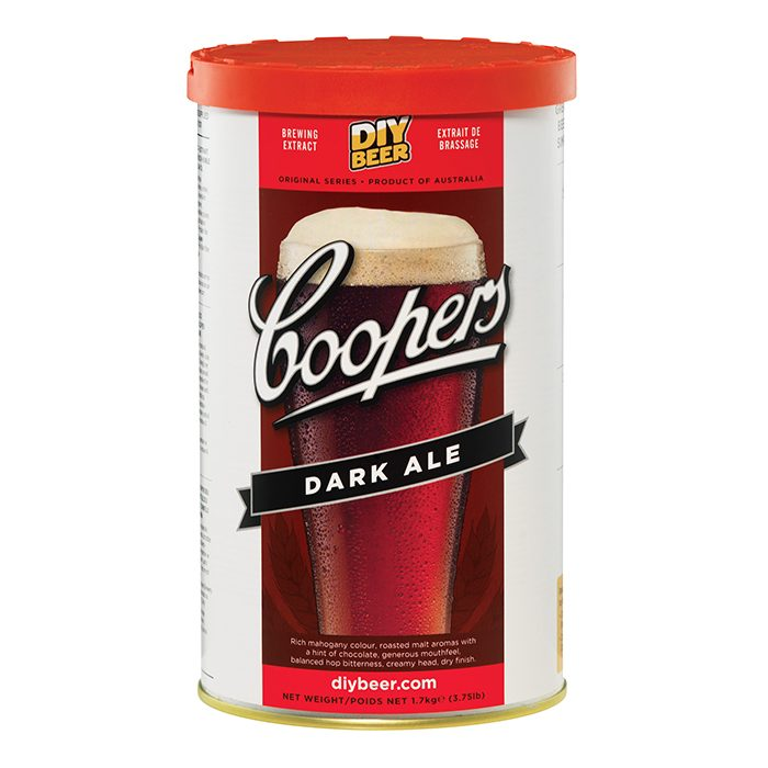 Coopers Old Dark Ale (1.7kg)