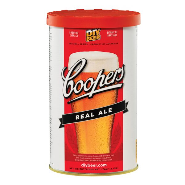 Coopers Original Real Ale (1.7kg)