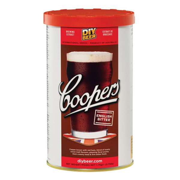 Coopers English Bitter (1.7kg)