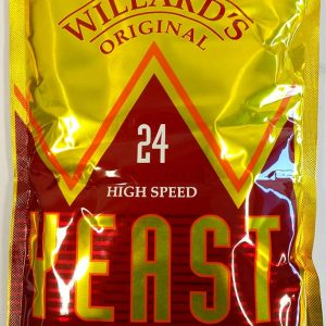 willards 24 yeast