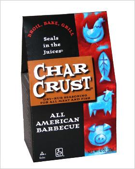 Char Crust All American BBQ (113g )