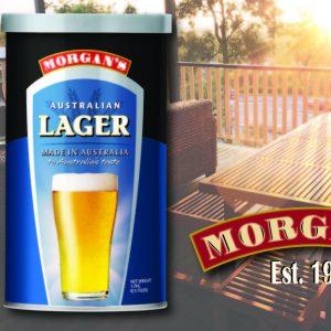Morgan's Australian Lager