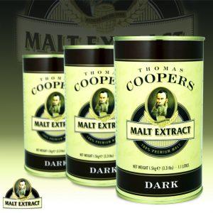 Coopers Dark Malt Extract