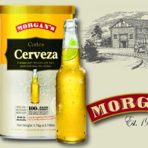 Morgan'sCortes Cerveza