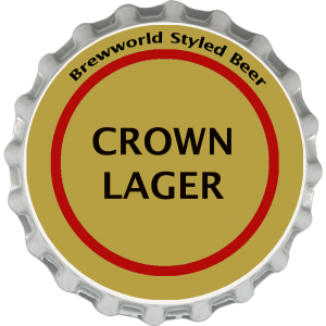 Crown Lager Style