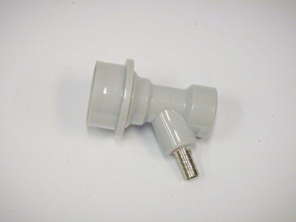Ball Lock Disconnect (Grey/Gas)