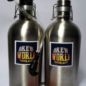 The ULTIMATE Growler