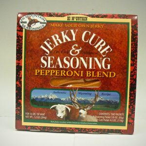 Pepperoni Jerky Seasoning
