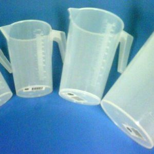 5pc Measuring Jug Set (250ml- 5L)