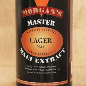 Morgan's Master Malts Lager