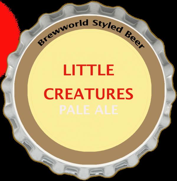 Little Creatures Pale Ale Style