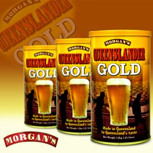 Morgan's Queenslander Gold