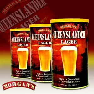 Morgan's Queenslander Lager