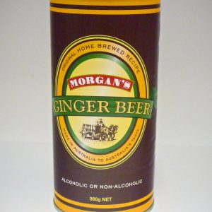 Morgan's Ginger Beer