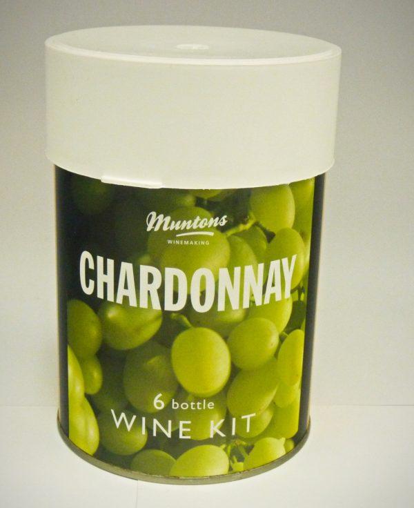 Muntons Chardonnay Wine Kit