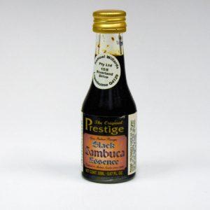PR Liqueur Black Sambuca