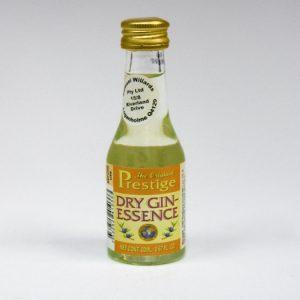 PR Gin Dry Gin Essence