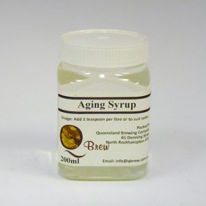 Aging Syrup 200ML