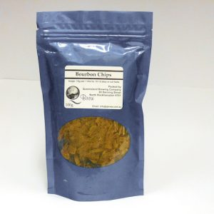 QBrew Bourbon Chips 100g