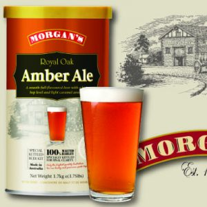 Morgan's Royal Oak Amber Ale