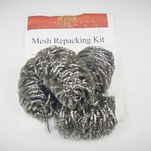 Stainless Steel Scrubers Mesh Repair Kit