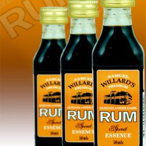 Willards Rum Premium