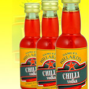 Willards G/Star Vodka Chili