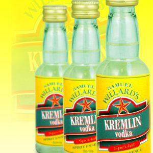 Willards G/Star Vodka Kremlin