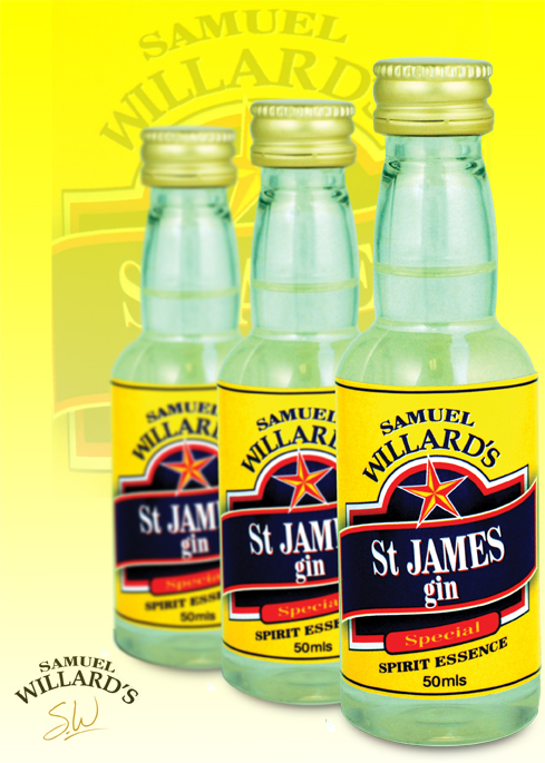 Willards G/Star Gin St James