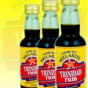 Willards G/Star Rum- Trinidad