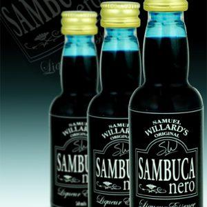 Willards Sambuca Nero