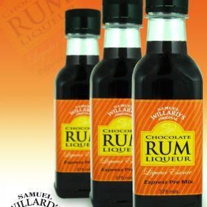 Willards PreMix Chocolate Rum